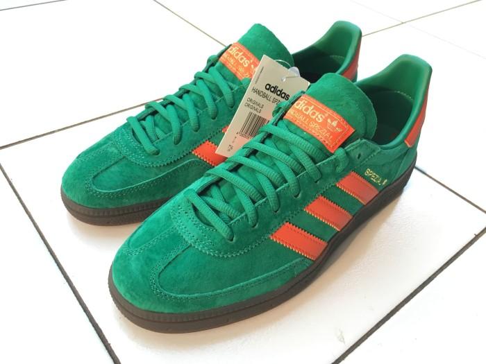 Jual Adidas Originals Handball Spezial St. Patrick's Day Green Kota Bekasi Yellatmeshop | Tokopedia