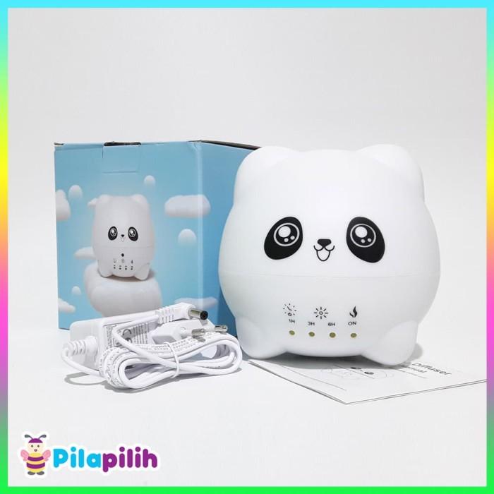 Foto Produk Diffuser Panda 300ml - Bonnels Essential Oil (model Belli To Baby) dari Pilapilih