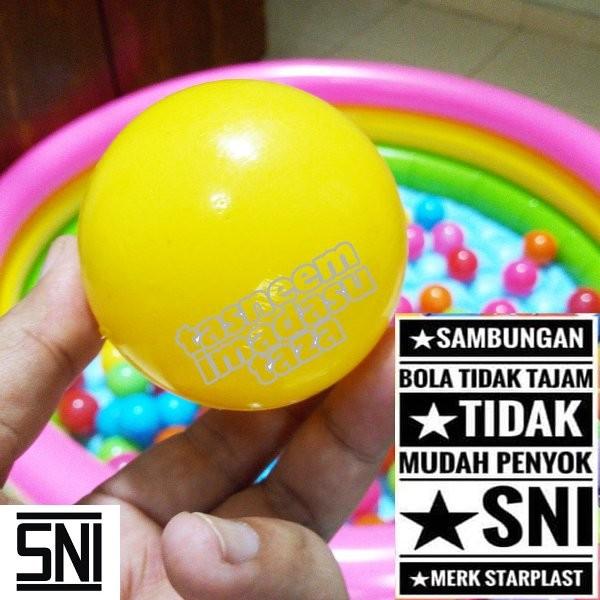 Jual Paket Mandi Bola 200 Pcs Kolam Renang Anak Intex Bola Plastik Dki Jakarta Uplik Iplik Tokopedia