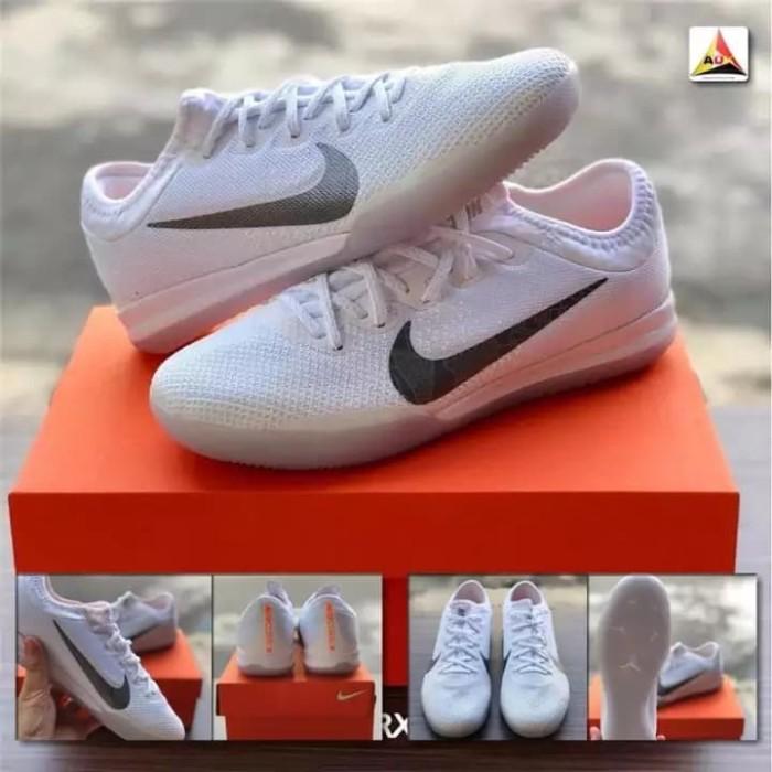 b4341493a Jual Sepatu Futsal Nike Mercurial VaporX XII Pro White IC - Putih ...