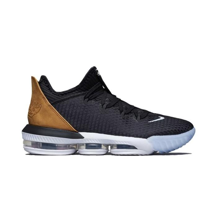 promo code 37e28 778dd Jual sepatu basket nike lebron 13 elite black original ...