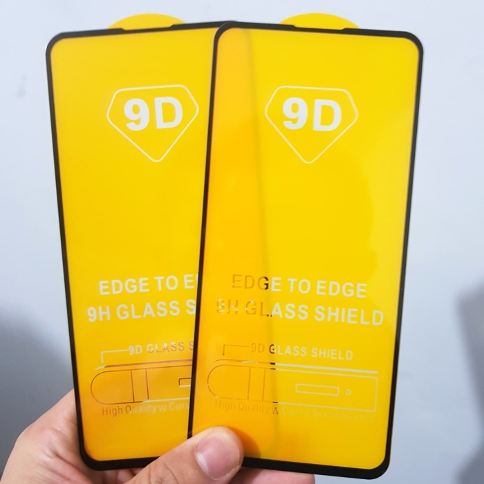 Foto Produk TEMPERED GLASS FULL LEM 9D OPPO REALME 6 2020 NEW dari BenuaCell