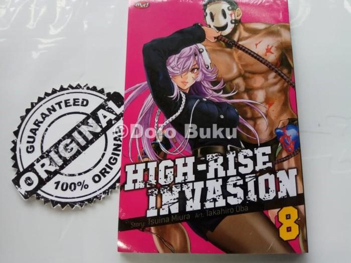 harga Komik seri : high rise invasion (tsuina miura & takahiro oba) Tokopedia.com