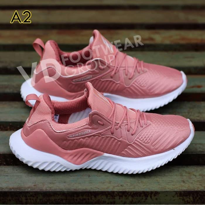 Adidas Alphabounce Instinct Sepatu Pria Shopee Indonesia