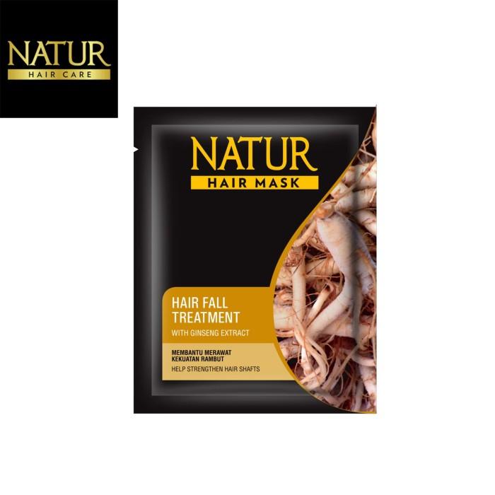 Foto Produk Natur Hair Mask Ginseng dari Back To Natur