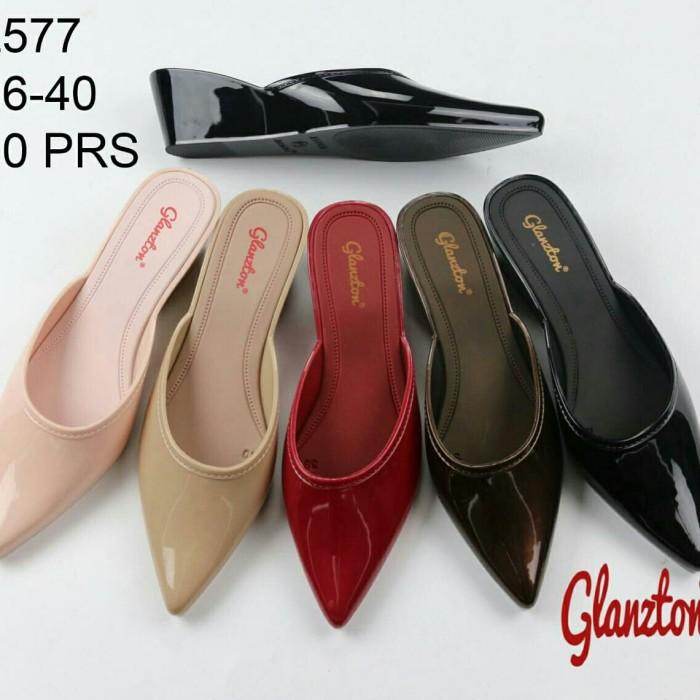 Jual Sepatu Wanita Sepatu Sandal Jellyshoes Glanzton Sepatu Pesta