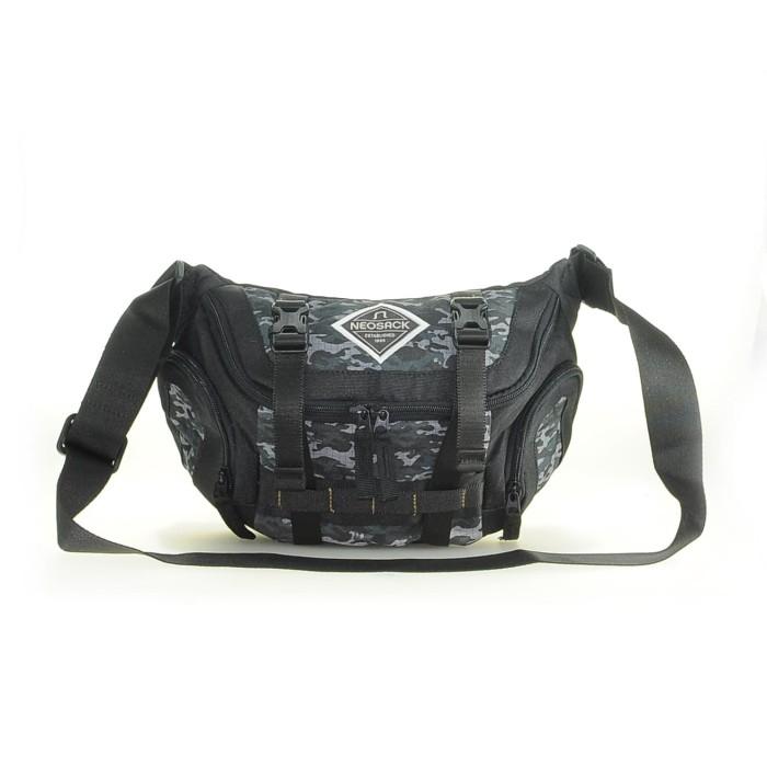 harga Neosack tas waist bag - tas pria waist bag camouflage nh10001 Tokopedia.com