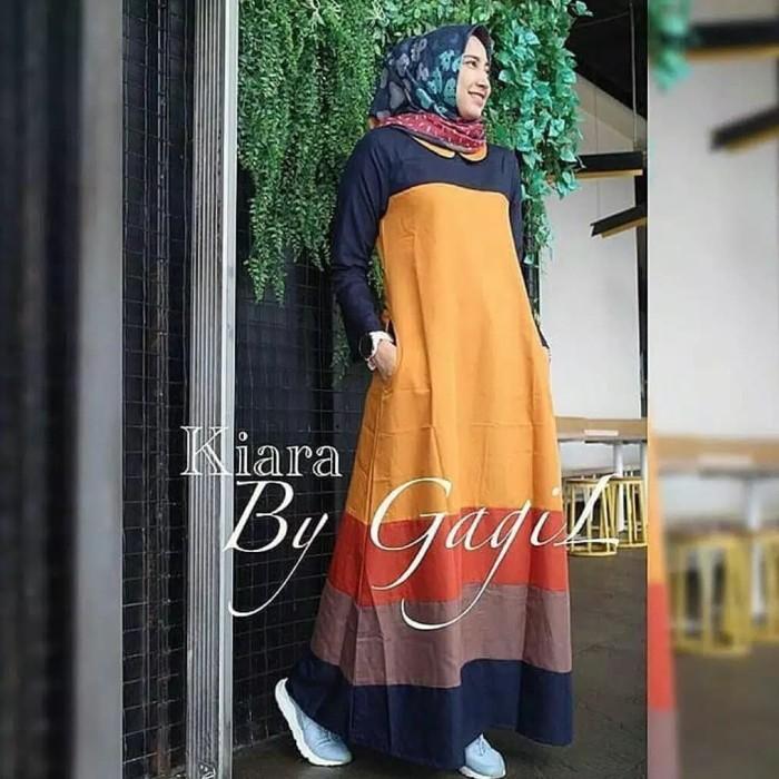 Foto Produk Kiara Dress / Gamis / Dress Muslim dari D&Nsweter