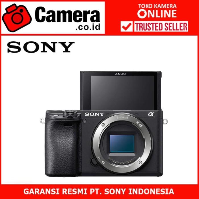 Sony alpha a6400 body kamera mirrorless