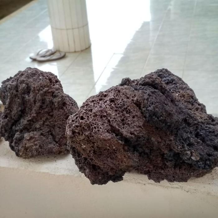 Jual Batu Lava Rock Aquarium Aquascape - Kota Palembang ...