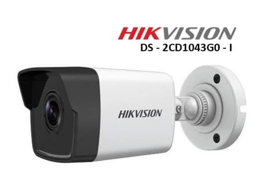 Jual DS-2CD1043G0-I IP KAMERA HIKVISION 4MP 4mm OUTDOOR - Kota Medan -  intermedia COMPUTER   Tokopedia