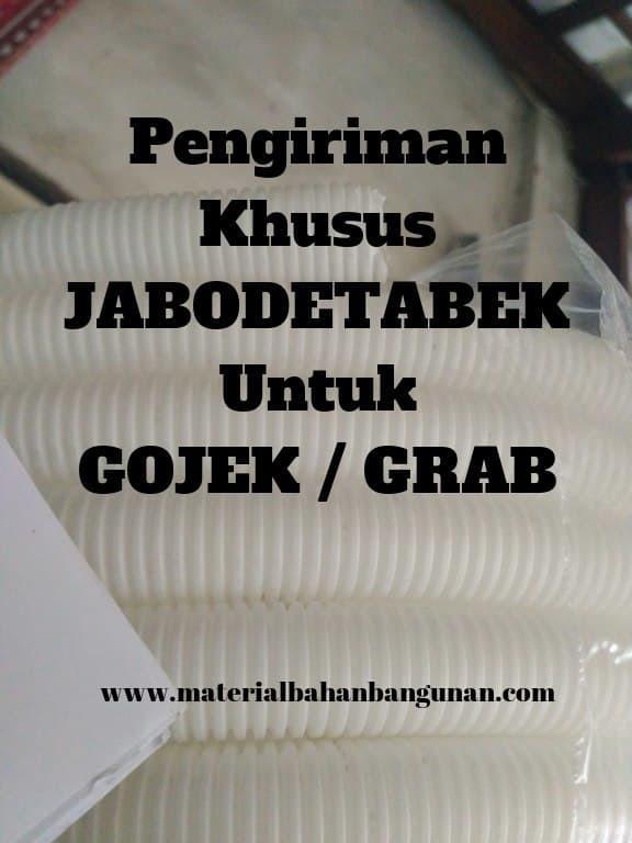 Jual Selang saluran pembuangan air AC putih 19 mm conduit konduit spiral 50  - Kota Depok - Toko Citra Bangunan | Tokopedia