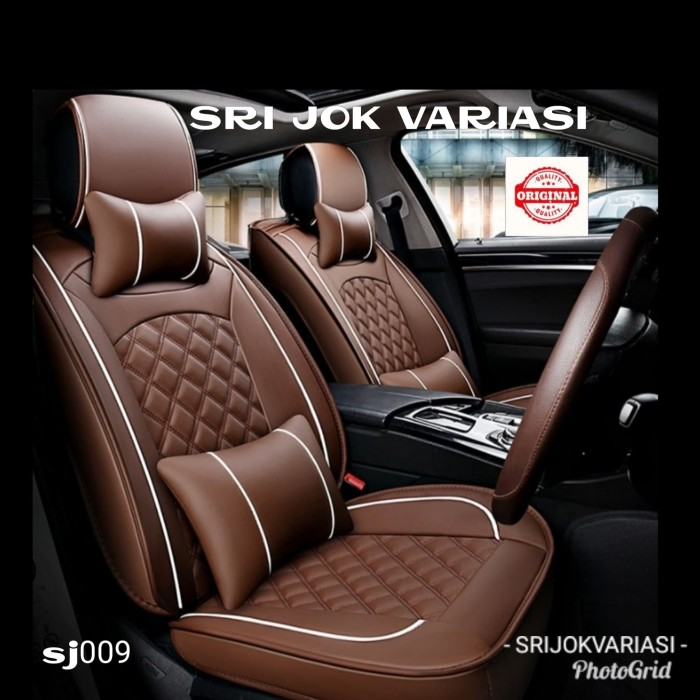Jual Sarung Jok Mobil Calya Sigra Bahan High Quality Kab Tangerang Sri Jok Variasi Tokopedia