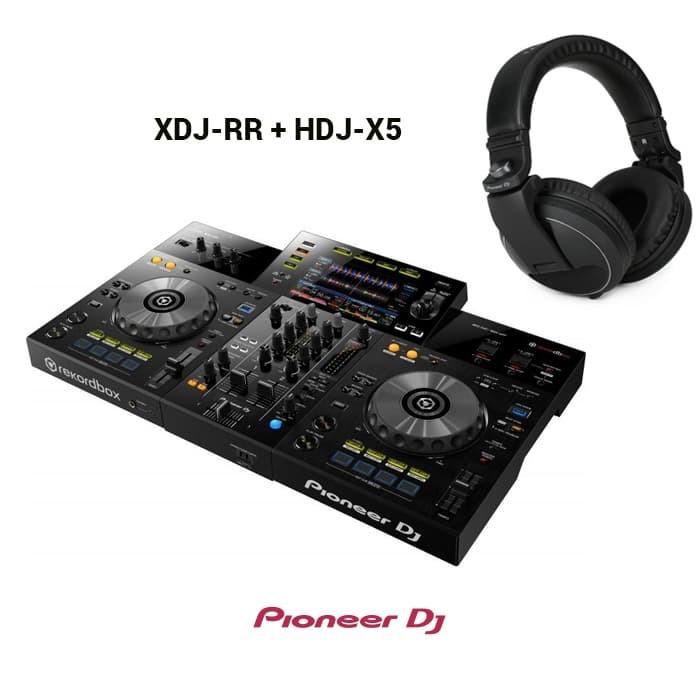 harga Pioneer dj paket (xdj-rr + hdj-x5) Tokopedia.com