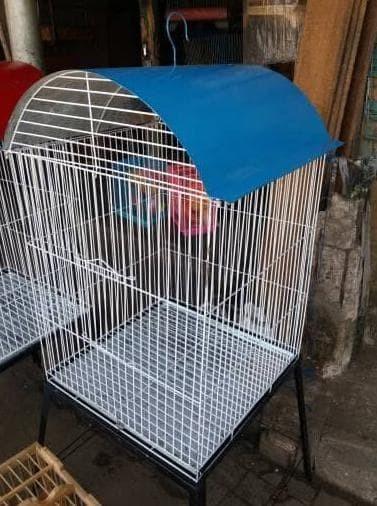 harga HOT SALE Kandang Burung beo Kaki warna biru ukuran Besar Terjamin Tokopedia.com