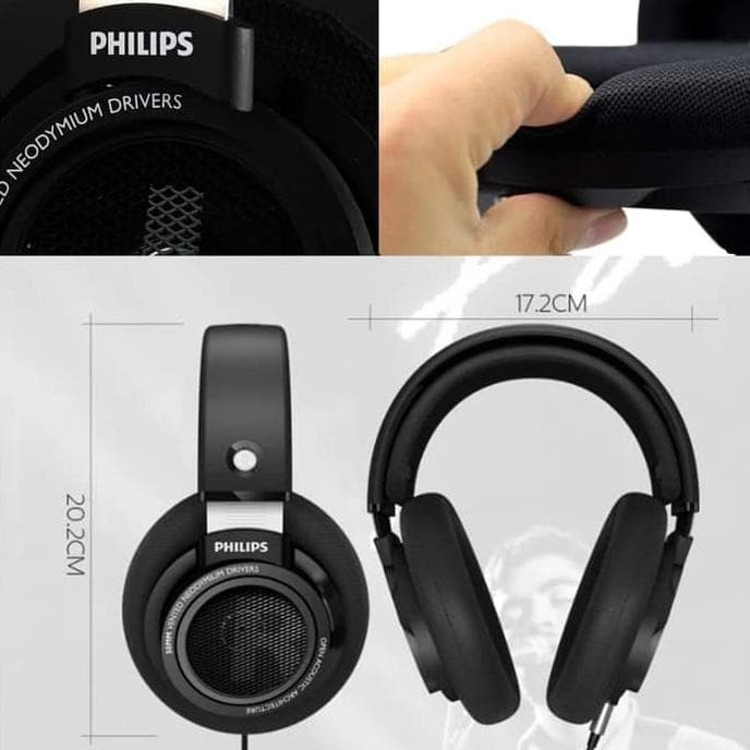 2a223137aee Special Product Philips Shp 9500 Open Back Headphone (Shp9500 Not M40X