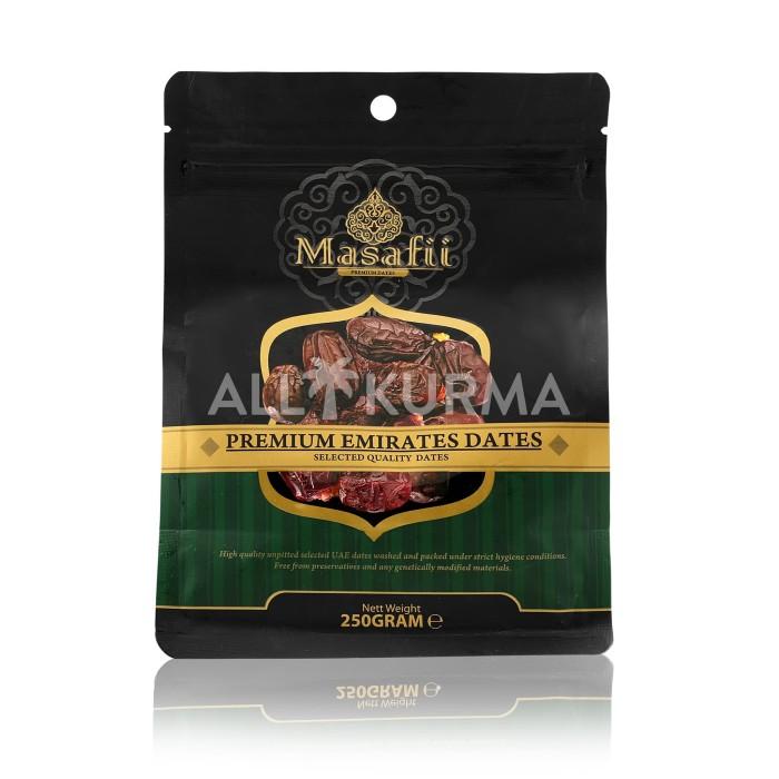 Foto Produk Masafii Premium Dates 250gr dari All Kurma