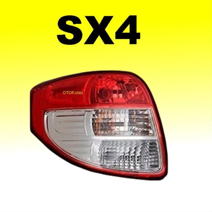 SUZUKI SX 4 2009-2007 Catalytic Converter