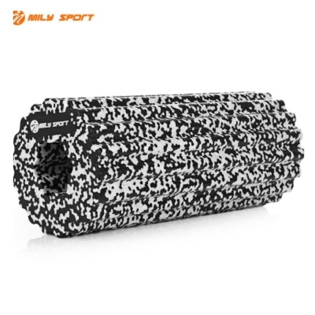 MILY SPORT EPP Foam Roller Trigger Point Deep Tissue Massage Fitness Gym Yoga