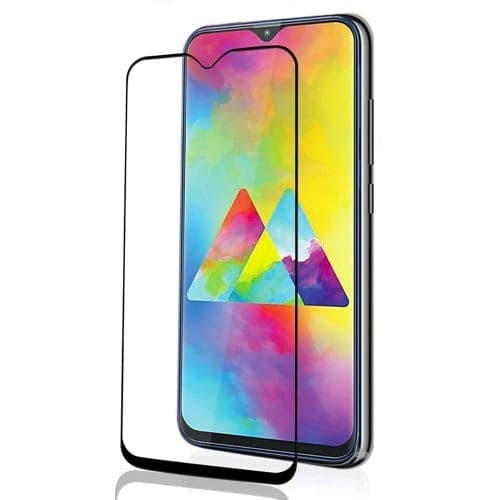 Foto Produk Tempered Glass FULL COVER Samsung Galaxy M20 dari Cellular Mas
