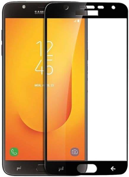 Foto Produk Tempered Glass FULL COVER Samsung Galaxy J7 Duo dari Cellular Mas