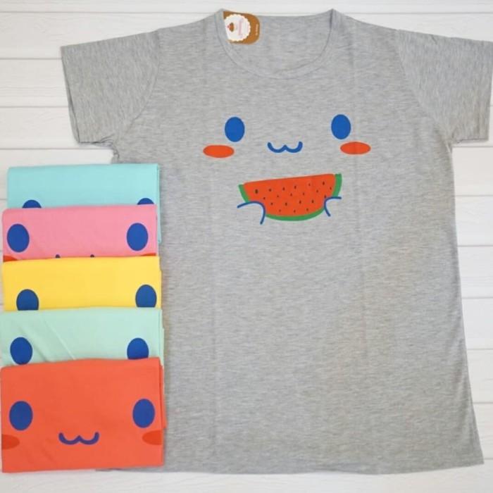 harga Kaos jumbo semangka xxxl oreenjy cupcake Tokopedia.com
