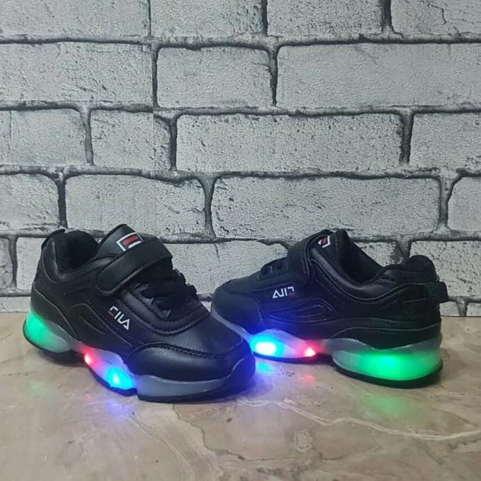 Jual LED Shoes FILA - Jakarta Pusat