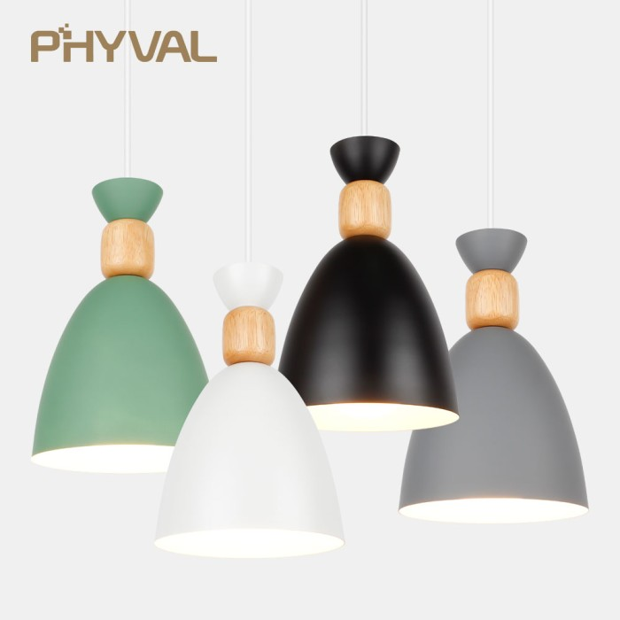 Led Pendant Lamp Modern Hanging Lights