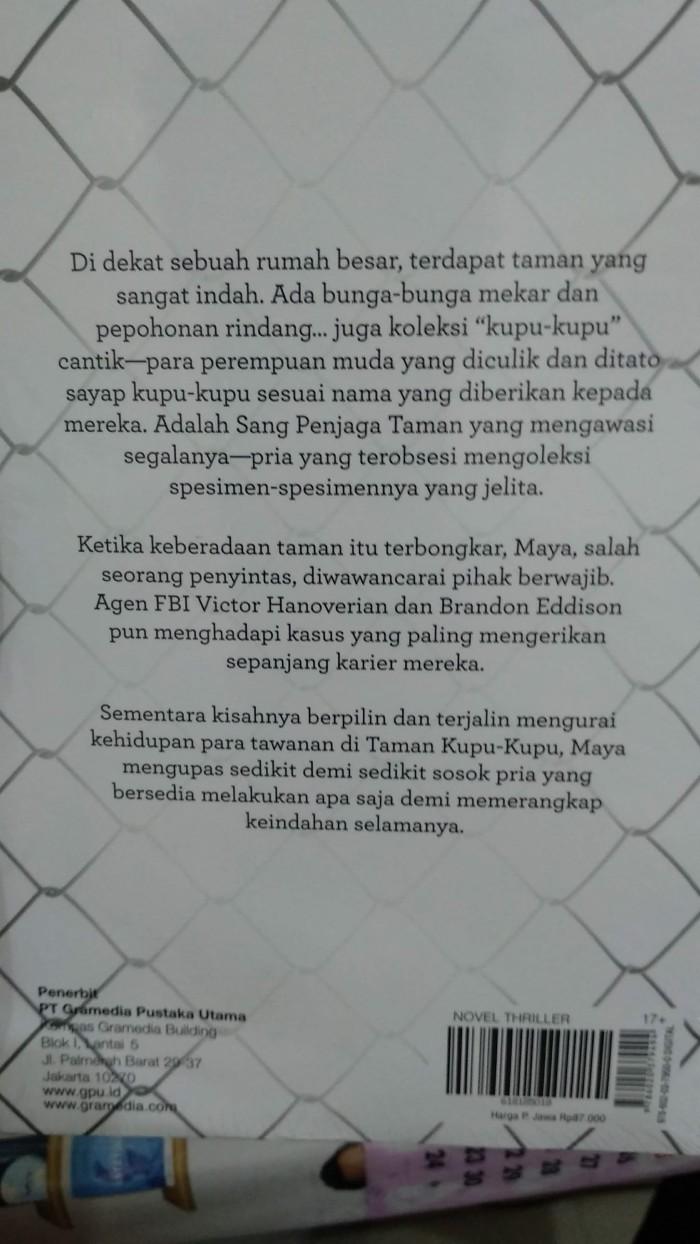 Jual Taman Kupu Kupu By Dot Hutchison Kab Tangerang Buku Shops