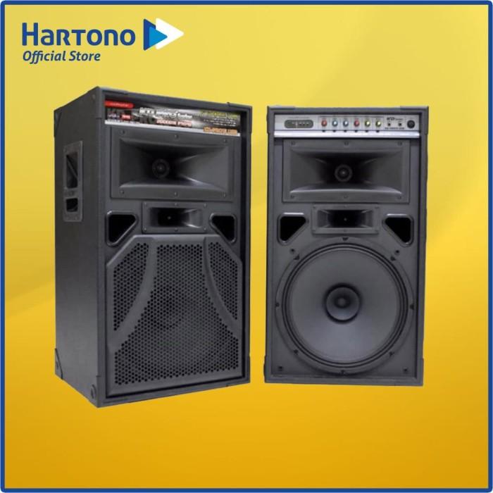 harga Roadmaster - active speaker kdpro15usb_aktif Tokopedia.com