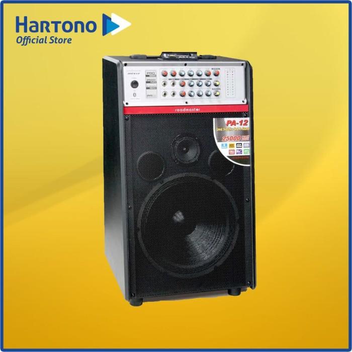harga Roadmaster - active speaker pa-12 Tokopedia.com