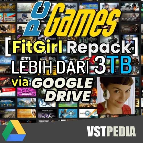 Jual Koleksi PC Games FitGirl Repack via Google Drive - Hitam - Kab   Situbondo - Radja wordpress | Tokopedia