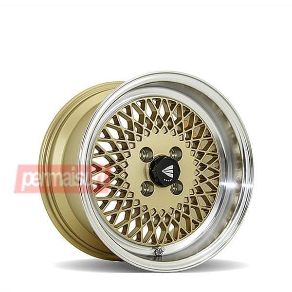 harga Enkei ek92 r15x8 et25 - 4x100 gold machined lip│velg mobil ori Tokopedia.com