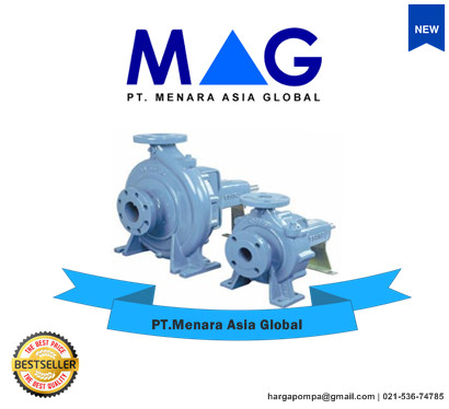 Jual Pompa Air EBARA 125x100 FSKA - Jakarta Barat - MAG ...