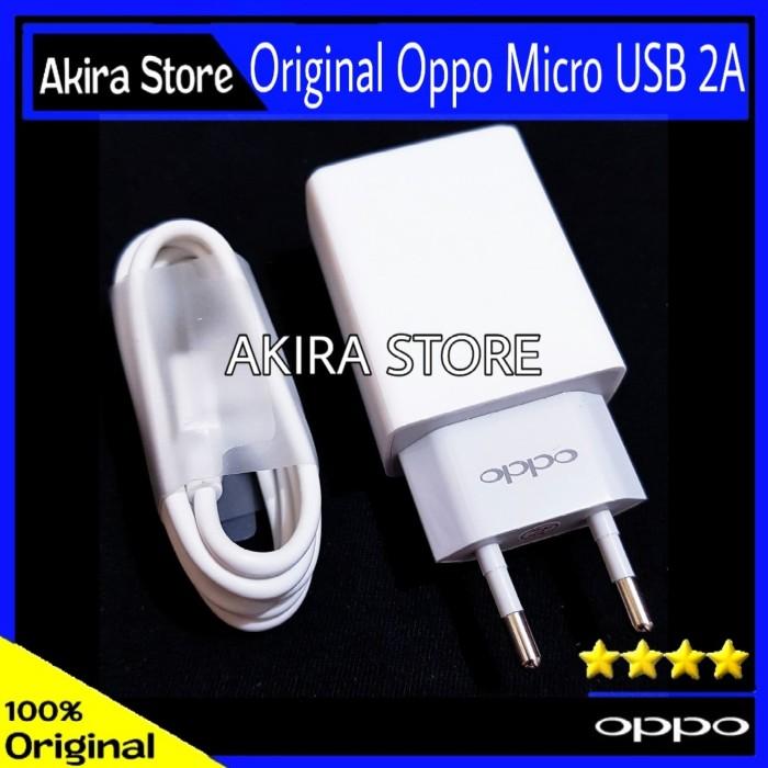 Jual Charger Oppo A83 R1x Original 100% Micro USB 5V-2A - DKI Jakarta -  Akira Store | Tokopedia