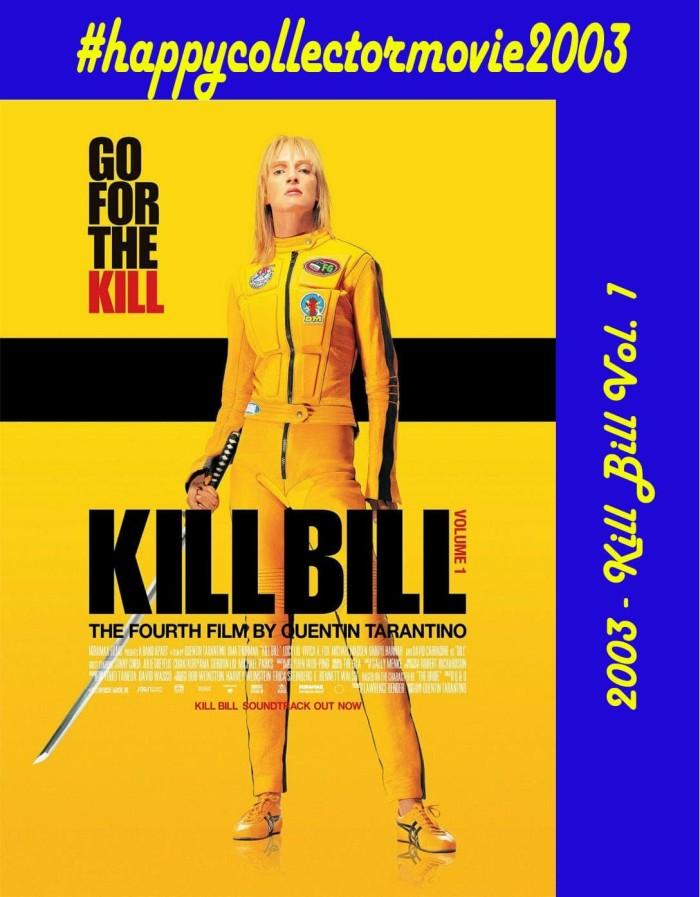 Jual Dvd Kill Bill Vol 1 2003 Jakarta Selatan Happyc Shop Tokopedia