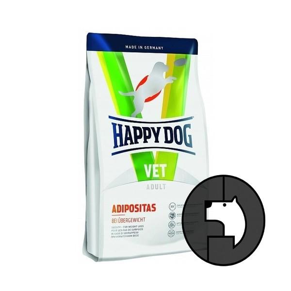 Foto Produk happy dog vet 4 kg dog adipositas obesity for weight loss dari Nami Pet Shop