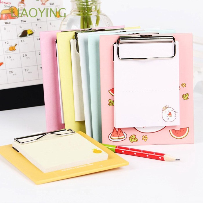 Office Supplies Cute Sticky Notes