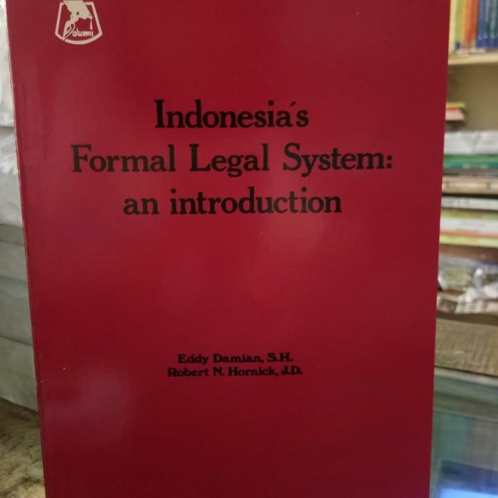 Foto Produk indonesia formal legal system ori dari ria tifara