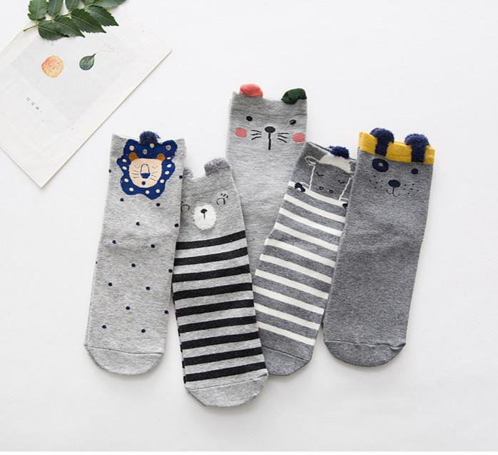 harga Kaos kaki anak model animal / socks navy series Tokopedia.com