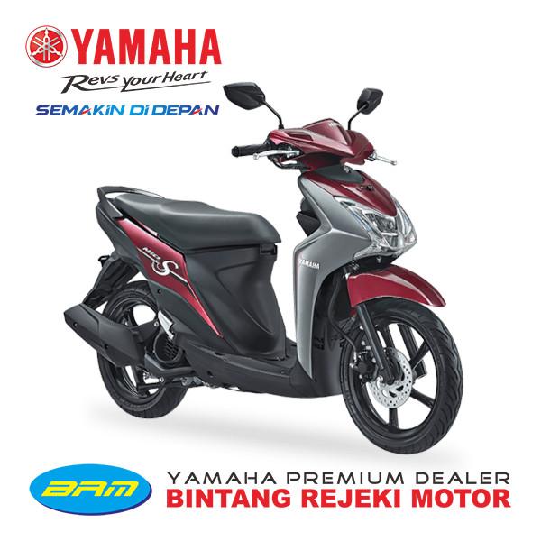 harga Yamaha mio s - bandung cimahi nik 2019 - navy Tokopedia.com