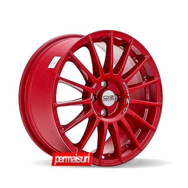 harga Oz racing superturismo lm r17x7 et42 - 4x100 red│velg mobil ori Tokopedia.com