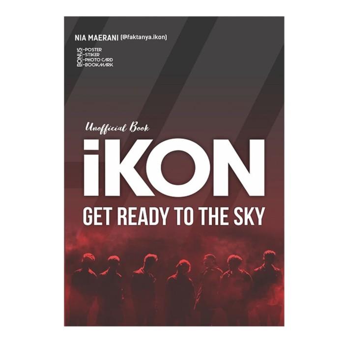 harga Ikon – get ready to the sky Tokopedia.com