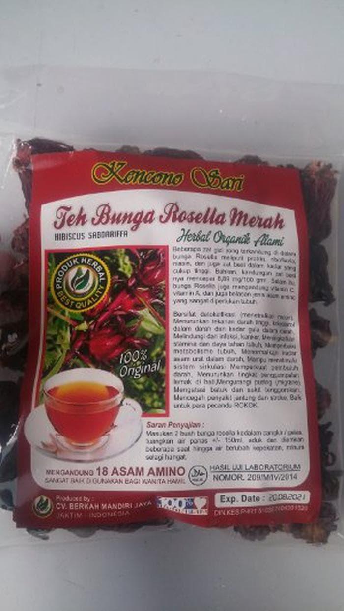 Jual Jual Teh Seduh Bunga Rosella Merah Kencono Sari Jakarta Barat Rayta Care