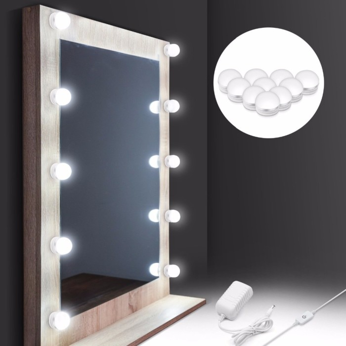 Hollywood Style Vanity Mirror - Vanity Mirror Ideas