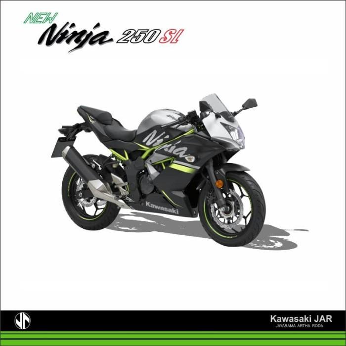harga New kawasaki ninja 250 sl 2019 [jakarta-bogor-depok-bekasi] Tokopedia.com