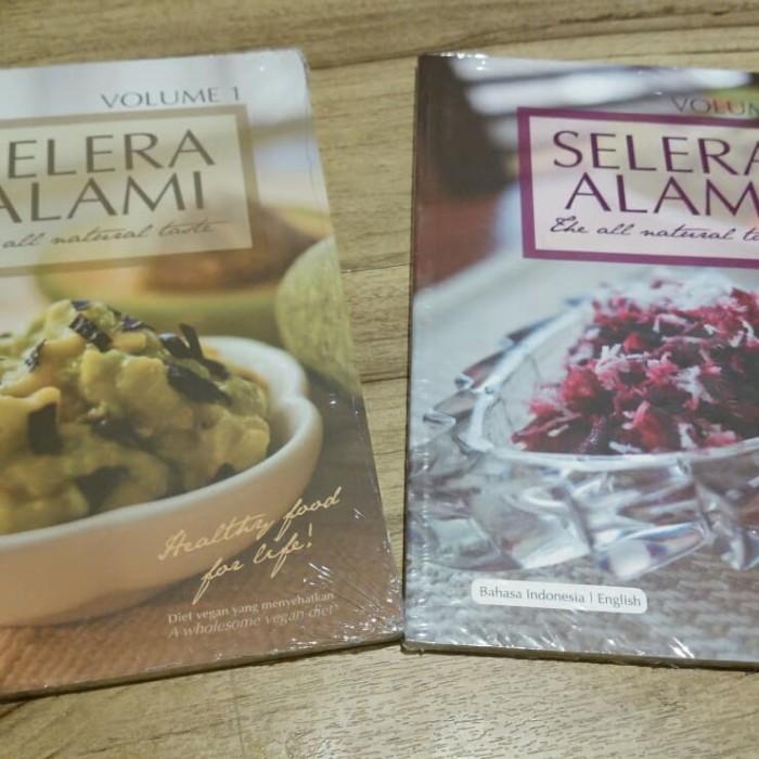 Jual Buku Resep Masakan Vegetarian Kab Blitar Blessing23 Tokopedia