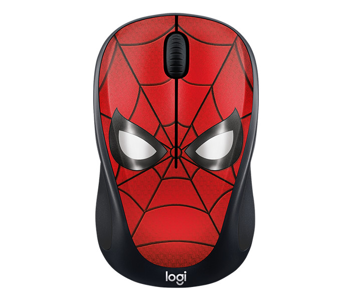 harga Logitech m 238 marvel collection mouse - spiderman Tokopedia.com