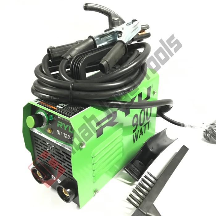 harga Ryu rii 120-1 mesin las listrik 900 watt inverter travo Tokopedia.com