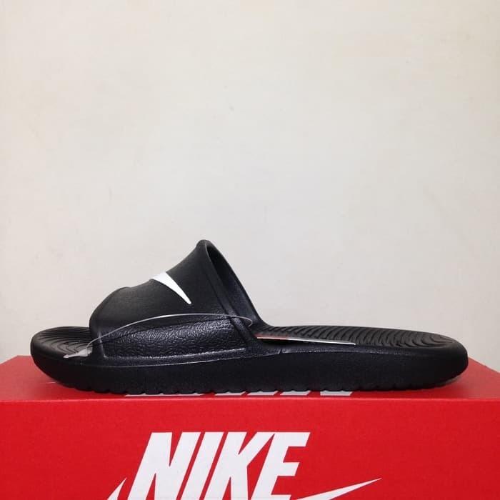 290e44629e69 Jual Sandal Nike Kawa Shower Black 832528-001 Original BNIB - DKI Jakarta -  KING OF DRIBBLE